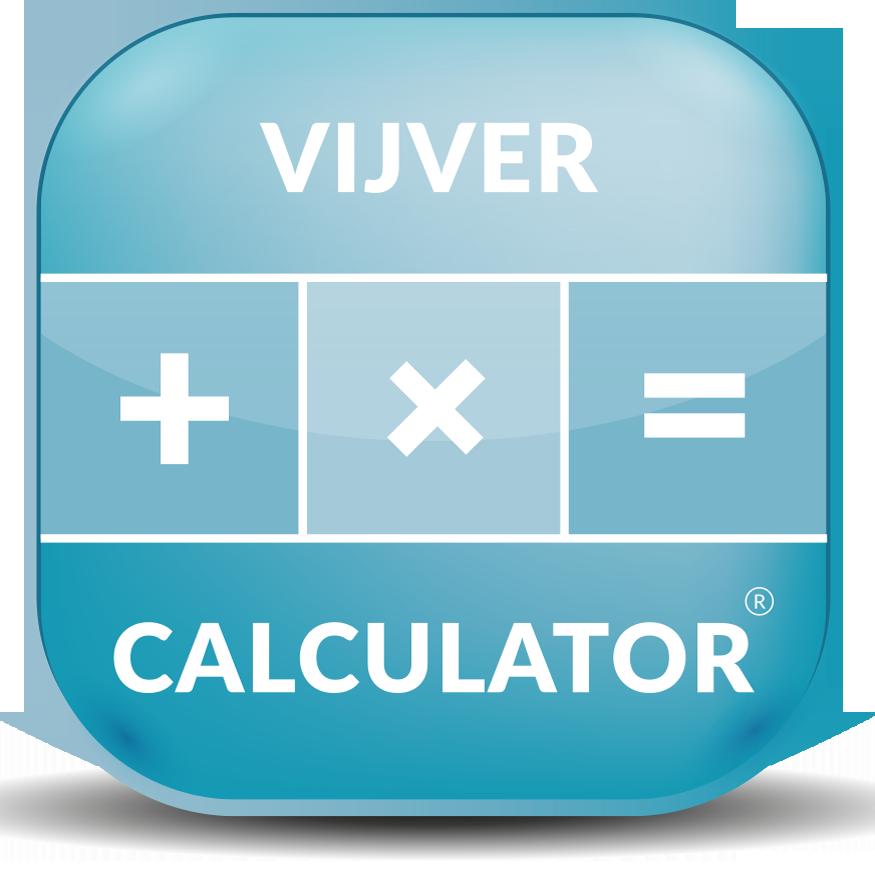 vijver calculator